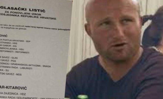 Oglasio se i Sabit iz Tarčina povodom izbora u Hrvatskoj i nasmijao sve
