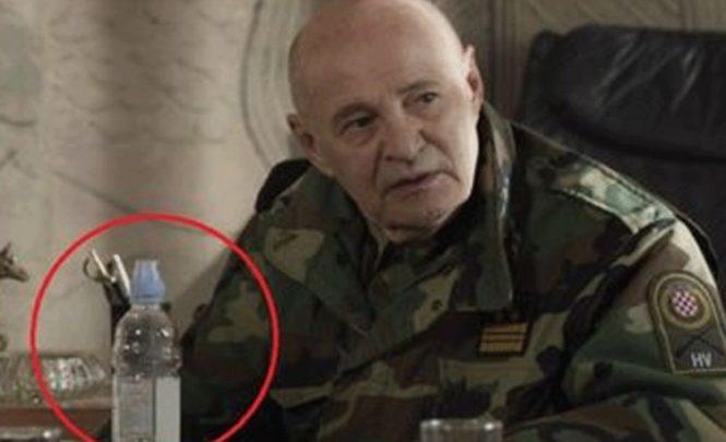 """Kako im je ovo promaklo? Sprdnja zbog greške u hrvatskoj seriji """"General"""""""