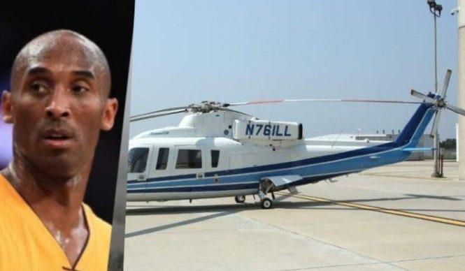 Ovo je helikopter u kojem je bio Bryant: Važio je za najsigurnije na tržištu