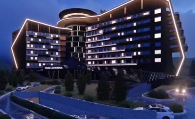 Biće uloženo do 30 miliona KM: Evo kako će izgledati luksuzni hotel na Jahorini, devastirani objekat u novom ruhu