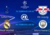 Liga prvaka: Mourinho protiv Negelsmanna, okršaj Zidanea i Guardiole