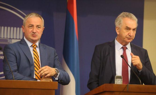 Šarović i Borenović poručili su Dodiku – NE