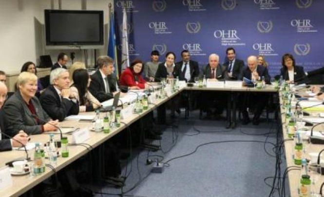 Oglasio se PIC: Republika Srpska nije država, stvorena je Dejtonskim sporazumom