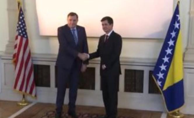 Nelson: Radnje koje podrivaju prosperitet, stabilnost i mir u BiH, snosit će prave posljedice