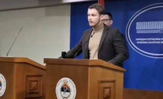 Draško Stanivuković iznio šokantne informacije u NS Republike Srpske: Danas i ljubavnice voze službene automobile