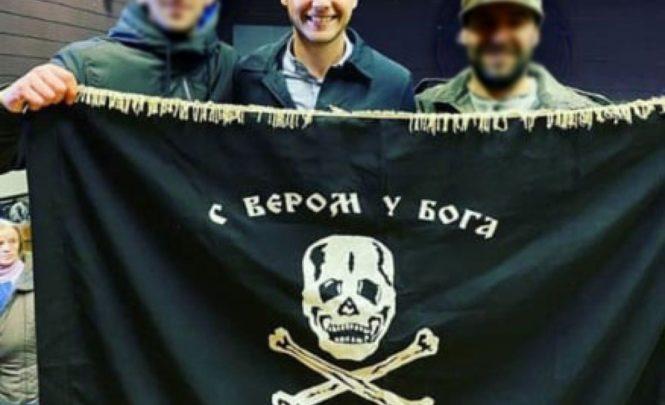 Stanivuković se slikao s četničkom zastavom: Evo kako je objasnio svoj postupak