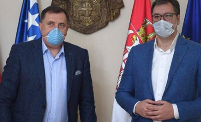 Skandal bez presedana: Član Predsjedništva BiH Milorad Dodik nakon posjete Beogradu nije otišao u karantin