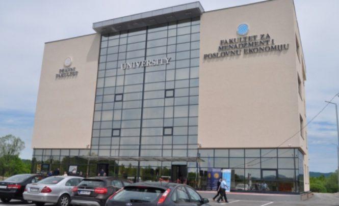 """Urnebesna reklama """"Univerziteta Travnik"""": Nalazimo se pored benzinske pumpe, na magistralnom putu"""