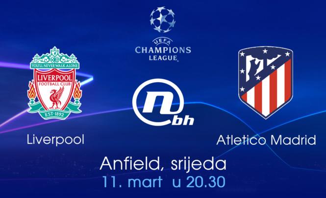 Može li Simeoneov Atletico zaustaviti Kloppovu furiju Liverpool?