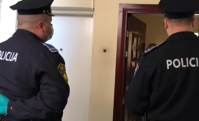 U pritvoru više od stotinu osoba zbog kršenja mjere samoizolacije