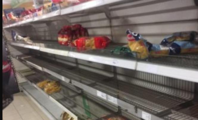RS: Ograničava se kupovina namirnica, jedna osoba će moći kupiti najviše 10 kg brašna