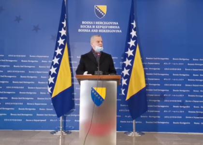 Radončić nije više na čelu Koordinacionog tijela BiH: Oni koji krše naredbe moraju biti krivično gonjeni
