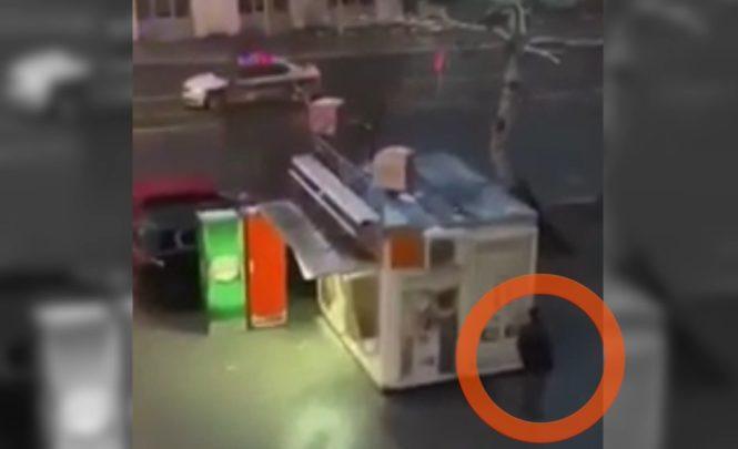 Zabilježeno sinoć u BiH: Snimljen u pokušaju da nasamari policiju tokom zabrane kretanja