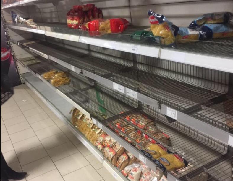 Hoće li doći do nestašice namirnica ili poskupljenja?
