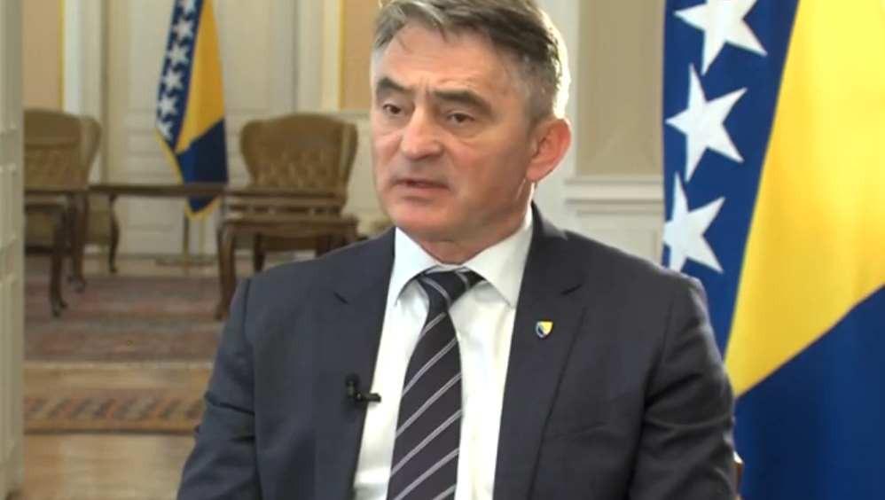 Željko Komšić: Maske su pale, SNSD i HDZ moraju biti kažnjeni