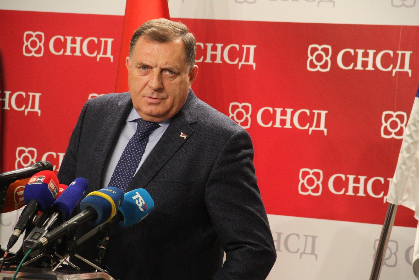 Milorad Dodik prijeti NATO-u konfrontacijom, kaže da je RS spremna na sukobe
